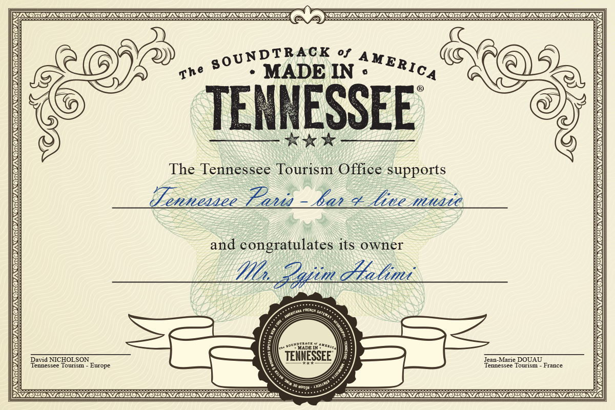 Tennessee Support